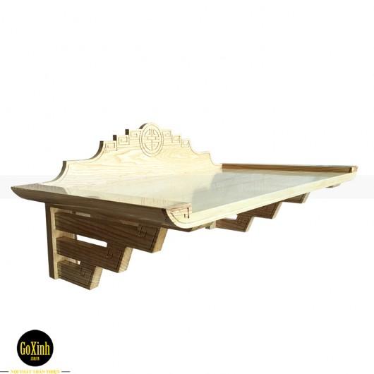Bàn thờ treo tường hiện đại K016
