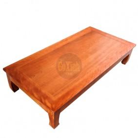 Bàn Nhật gỗ xoan dài 120cm