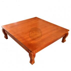Bàn nhật gỗ xoan vuông 80cm