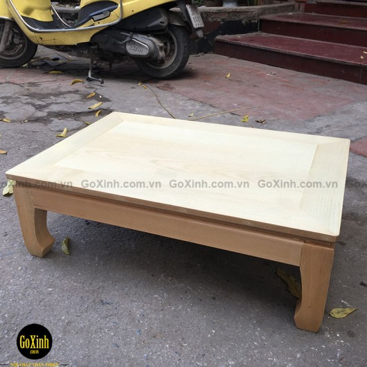 Bàn Nhật gỗ sồi dài 80cm