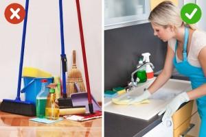 7 lỗi nhỏ khiến ngôi nhà luôn bừa bộn