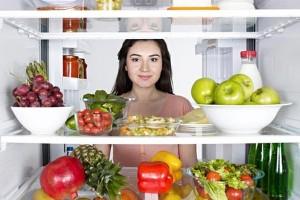 Cách để tủ lạnh đúng phong thuỷ