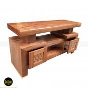Kệ tivi gỗ xoan đào (8)