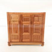 Tủ giày gỗ tự nhiên (5)