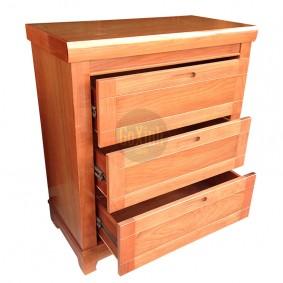 Tủ ngăn kéo Teak Xoan Đào 80cm