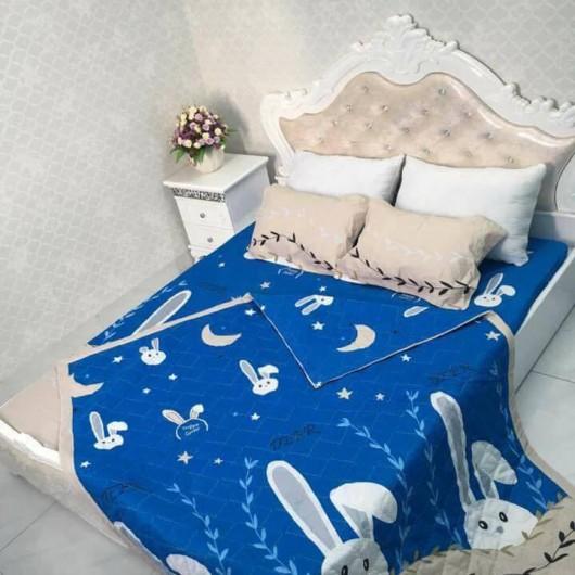 Giường Elizabeth Trắng 1m8